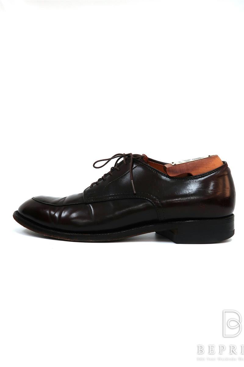 オールデン 靴 ブーツ シューズ ブラウン