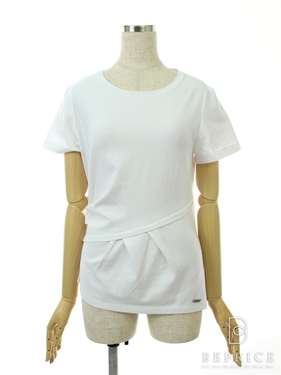 フォクシーニューヨーク Tシャツ カットソー トップス T-TWIST POLO 31906