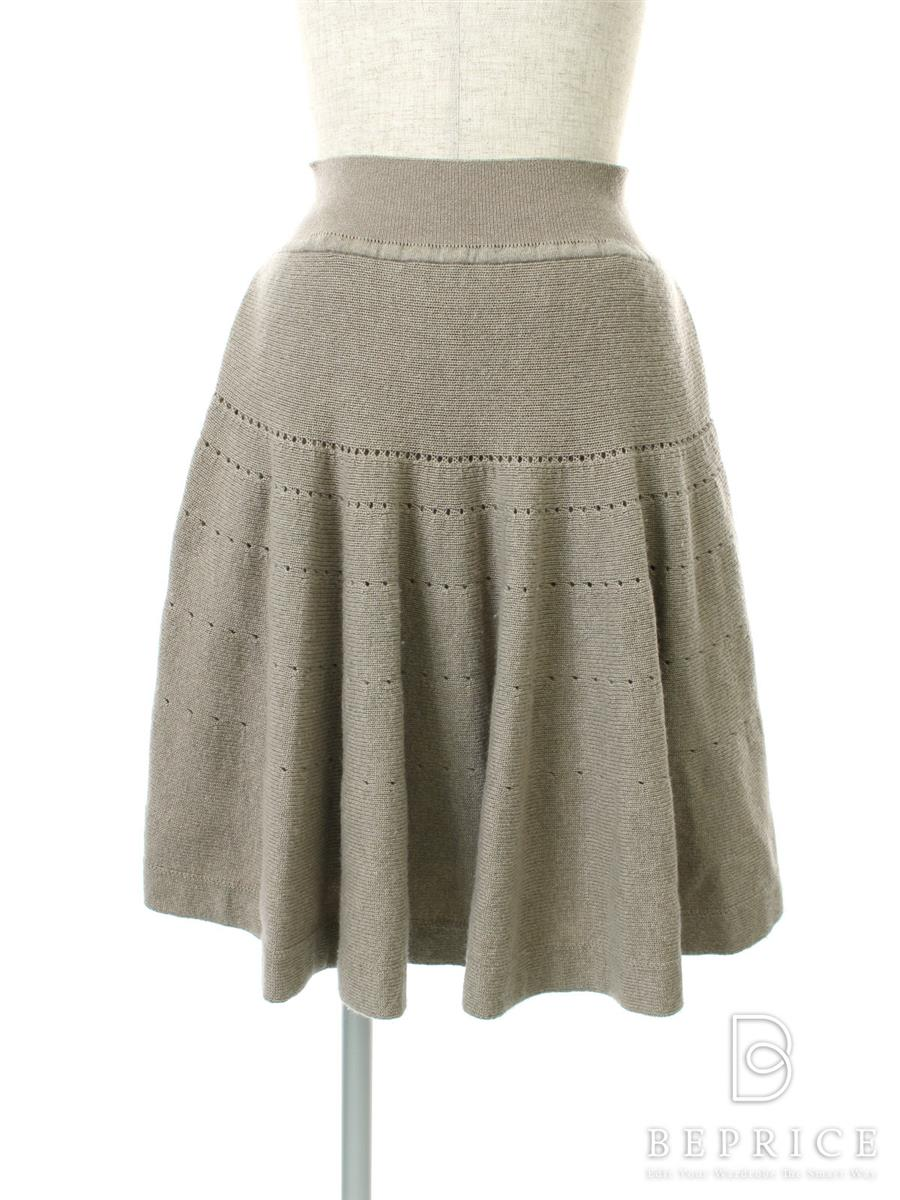 フォクシーブティック スカート プリンセスカシミヤ SP品