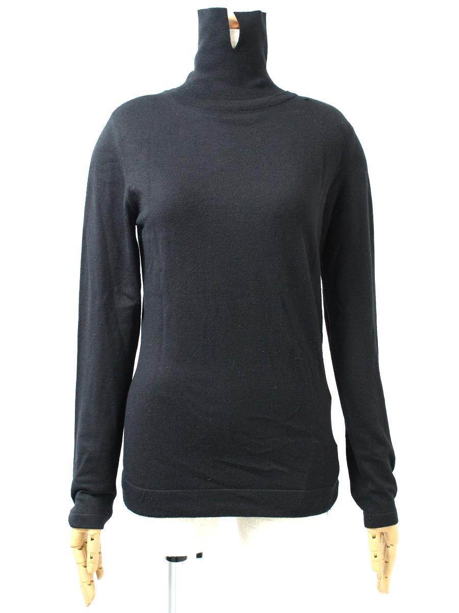 フォクシーニューヨーク Collection トップス Long Sleeve Collared Pullover Collection
