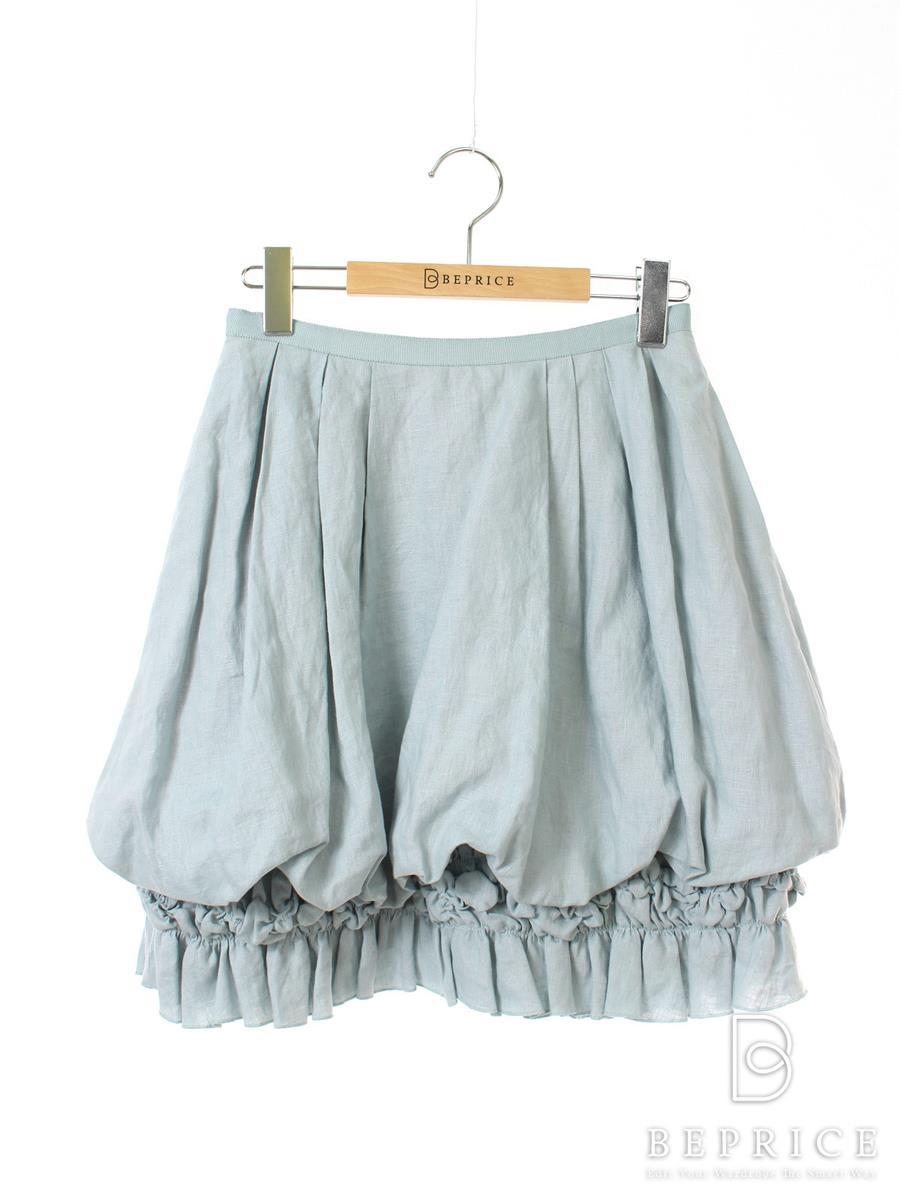 デイジーリン for フォクシー リネンホイップスカート