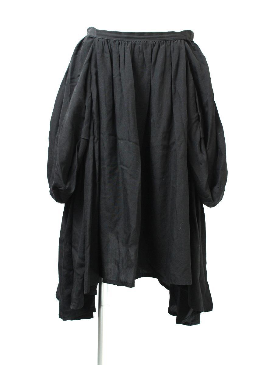 リミフゥ スカート ギャザー 変形