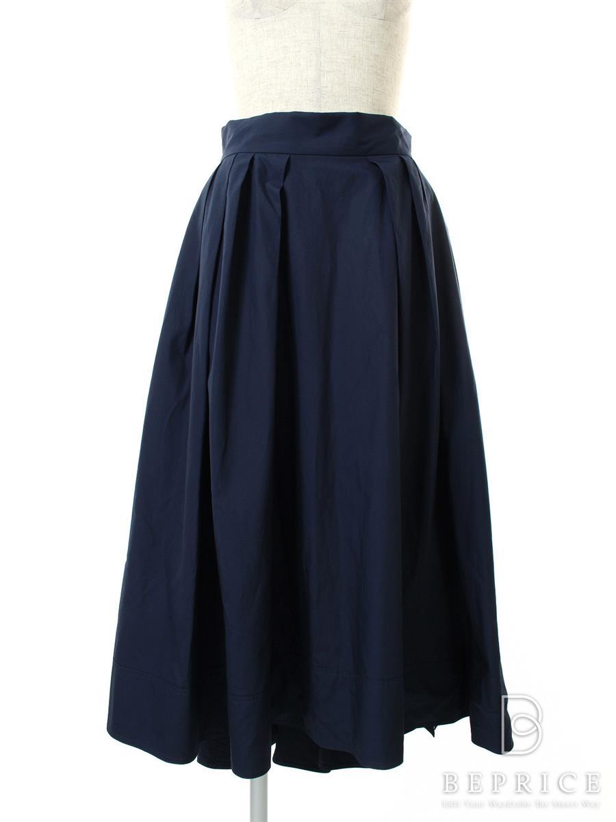マディソンブルー スカート MADISONBLUE マディソンブルー スカート TUCK VOLUME マキシ フレアー