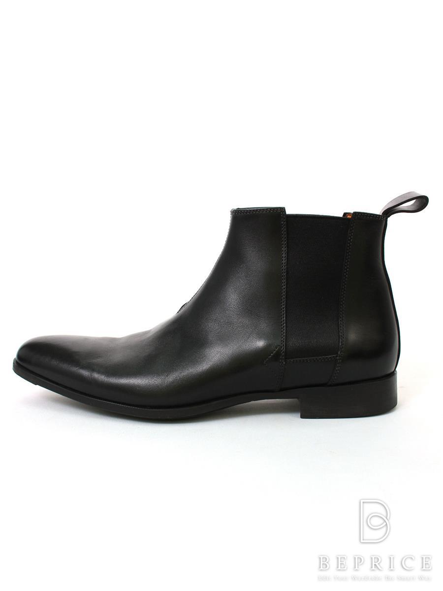 サントーニ Santoni サントーニ 靴 サイドゴアブーツ