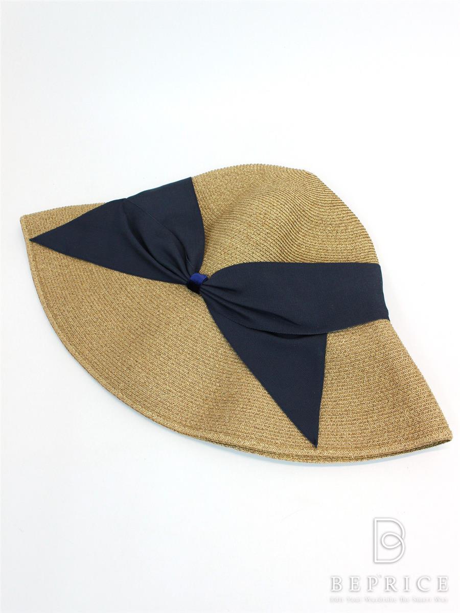 アシーナニューヨーク 麦わら帽子 Athena NEWYORK アシーナニューヨーク 帽子 ストローハット
