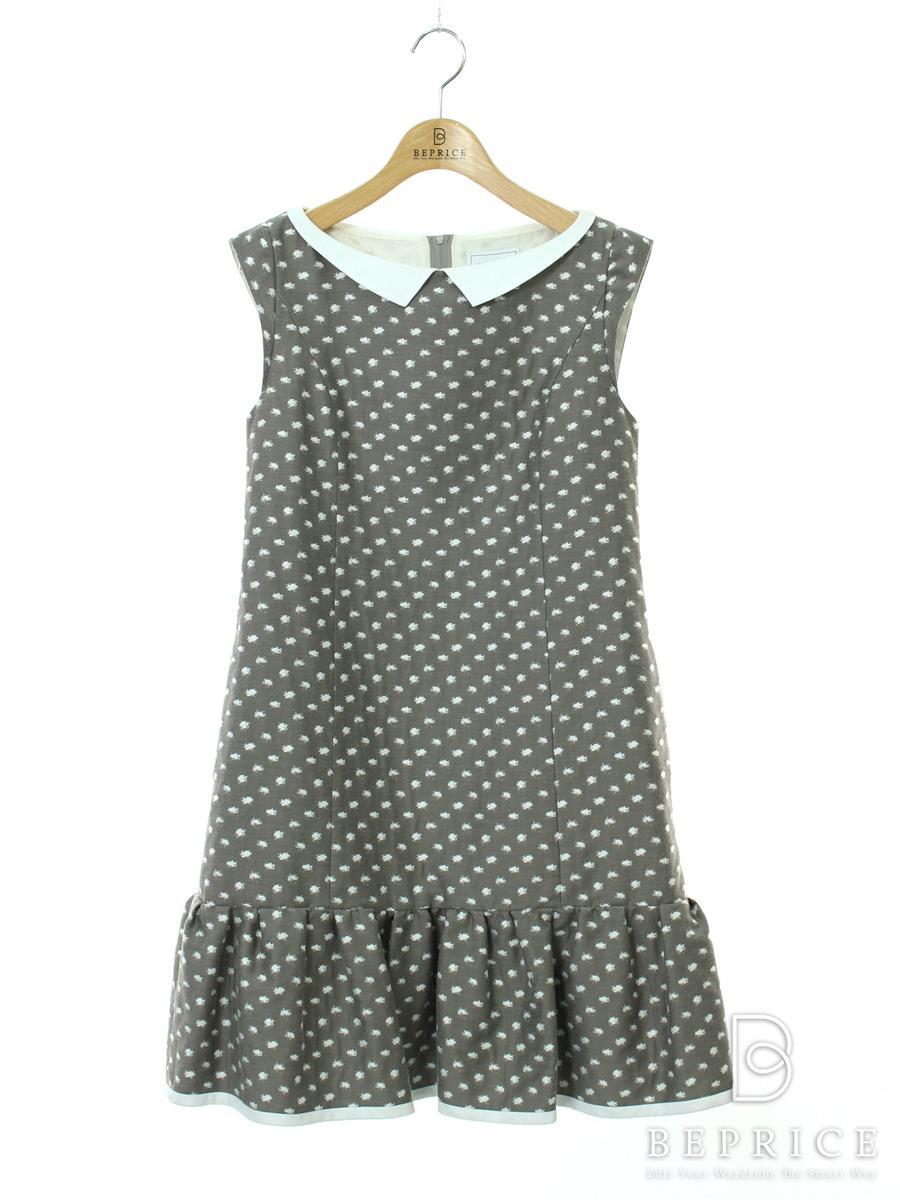フォクシーブティック ワンピース ワンピース Dress White Drop 35610