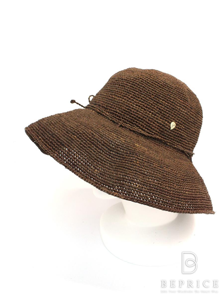 ヘレンカミンスキー 麦わら帽子 HELEN KAMINSKI ヘレンカミンスキー ラフィアハット 帽子