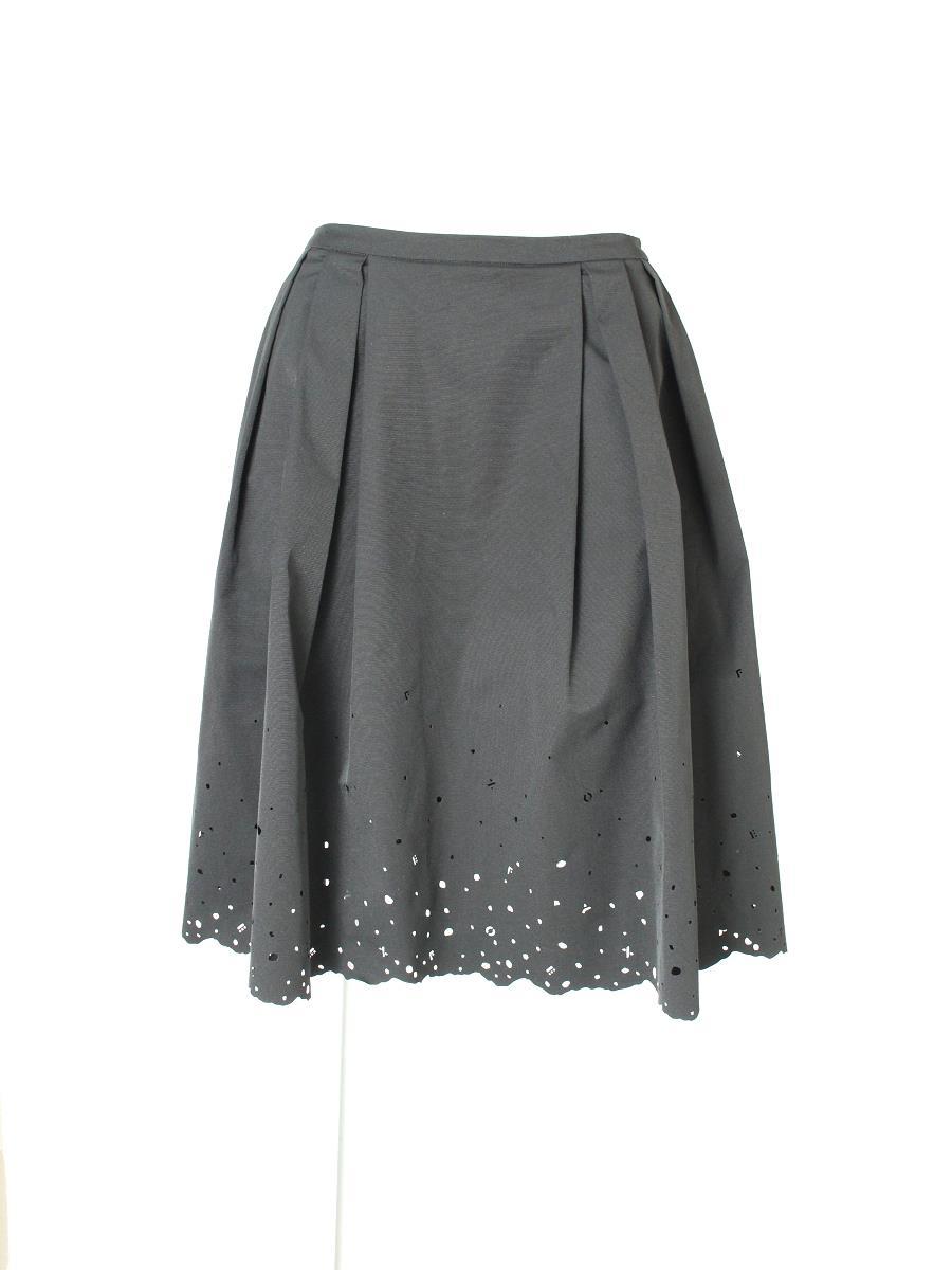 フォクシーニューヨーク スカート スカート ストレッチグログラン 23816