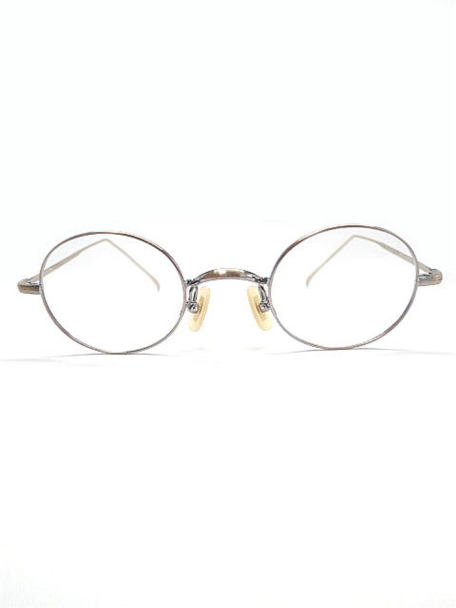 金子眼鏡 眼鏡 メガネフレーム 丸メガネ