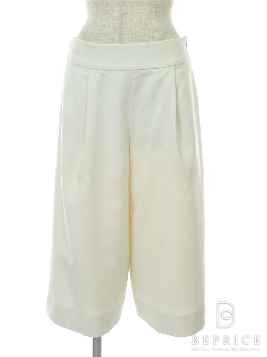 フォクシーブティック パンツ パンツ Lady Wide 薄汚れあり 35584