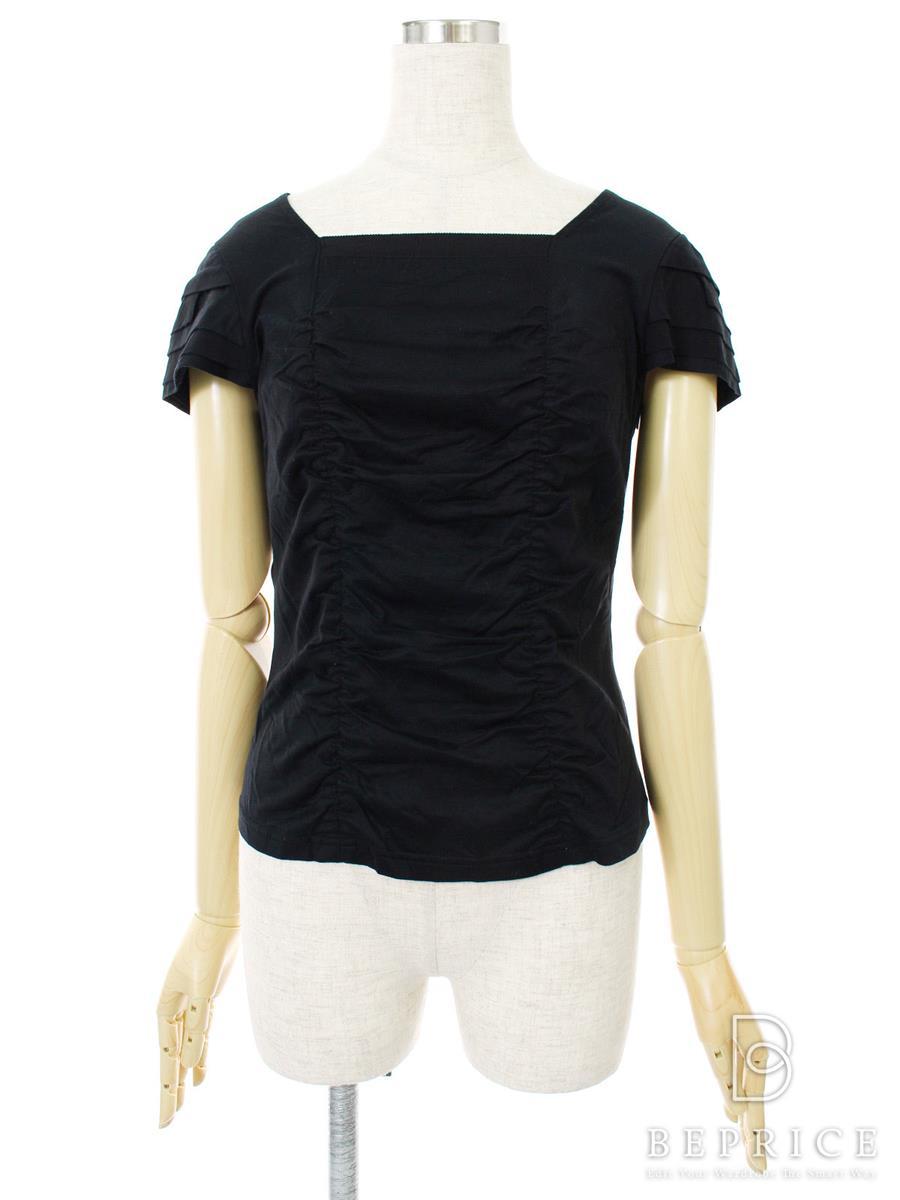 エムズグレイシー Tシャツ カットソー トップス 半袖 ヨレ感あり