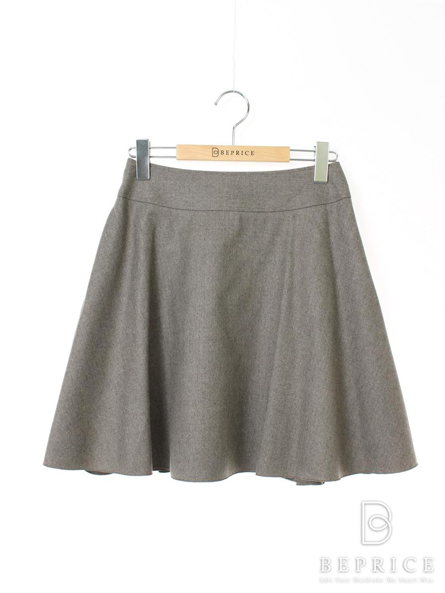 フォクシーブティック スカート トレンチフレアー