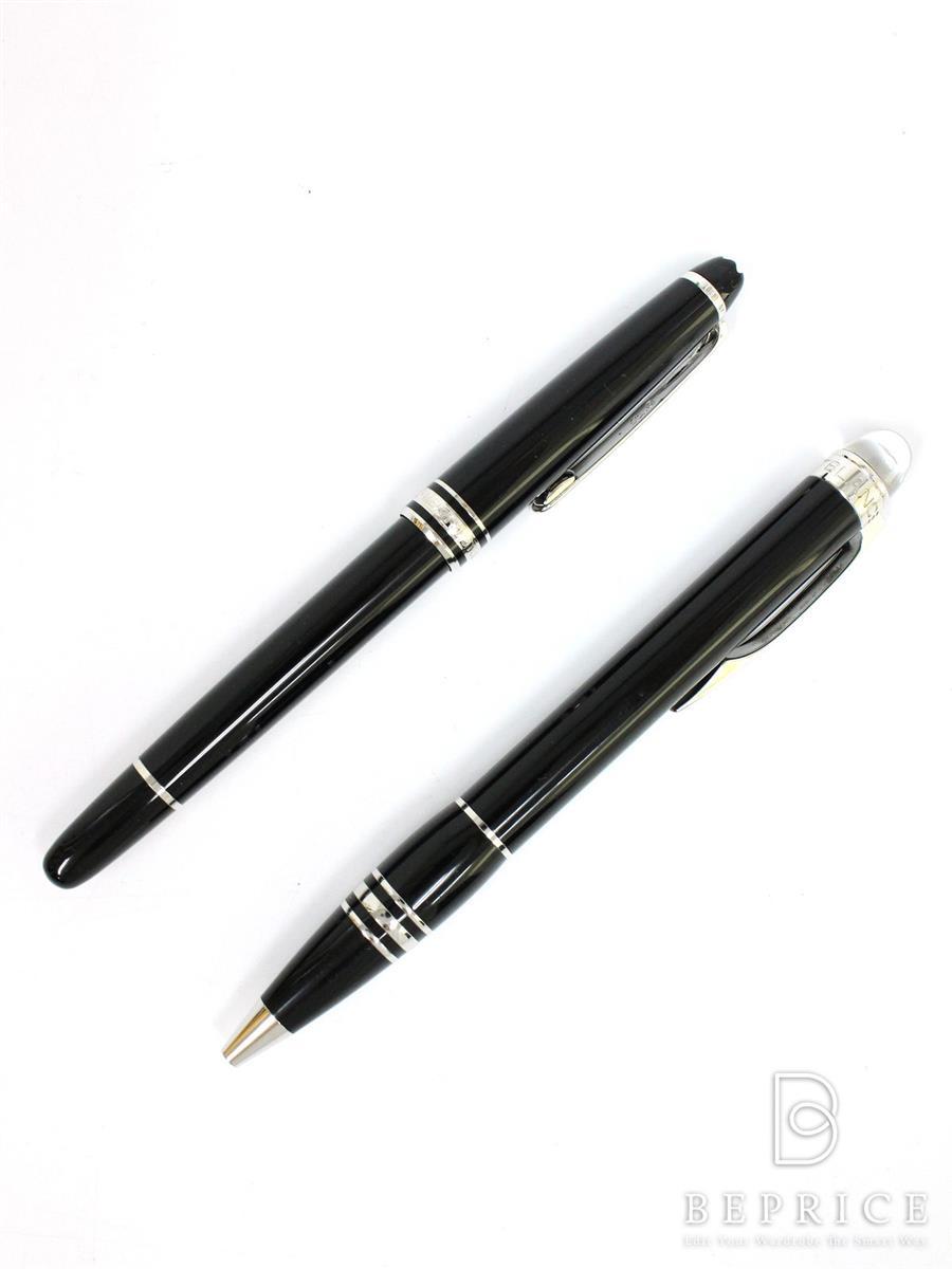 モンブラン ボールペン2点セット ブラック