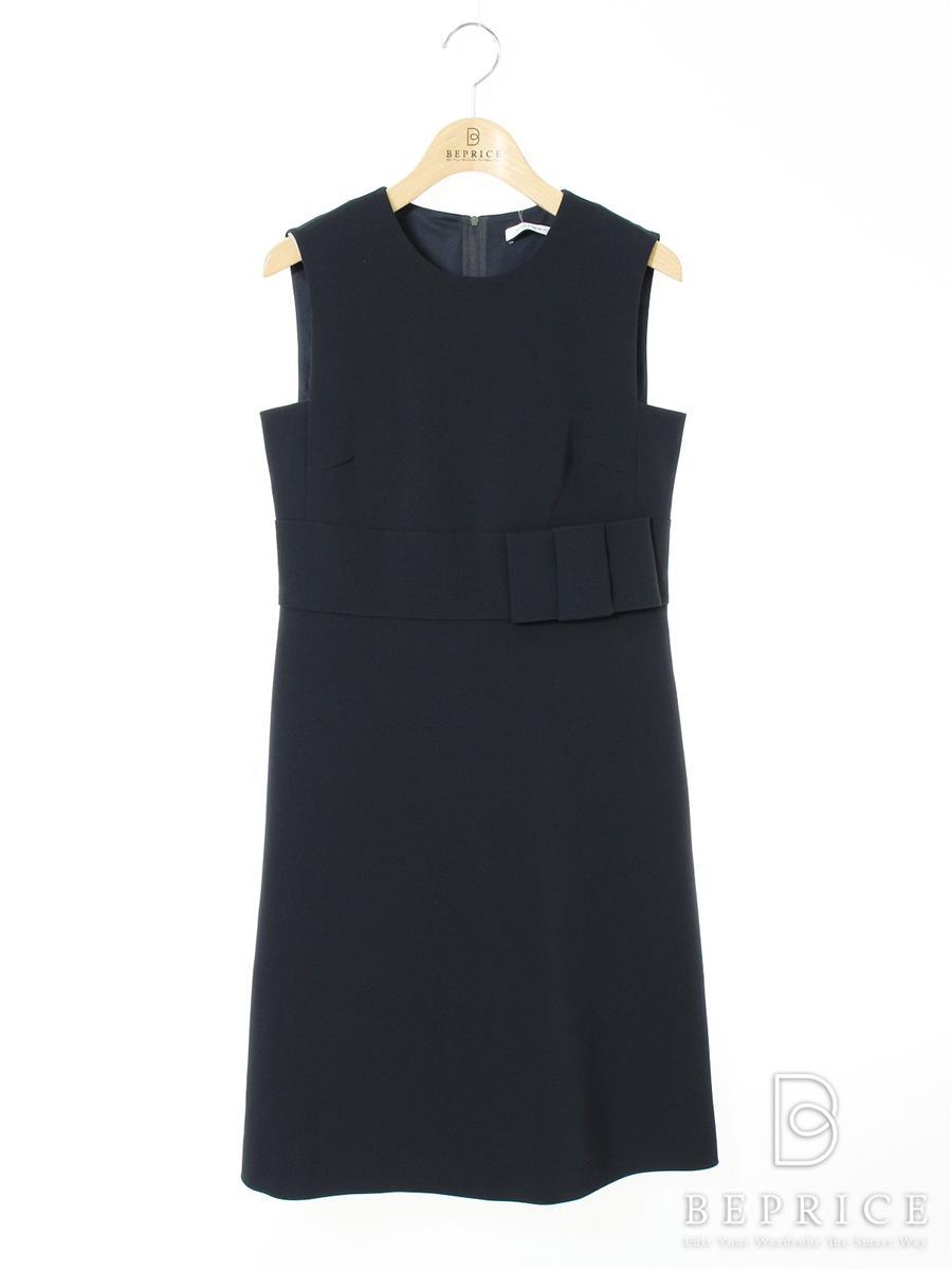 フォクシーニューヨーク ワンピース ノースリーブ ドレス Palette