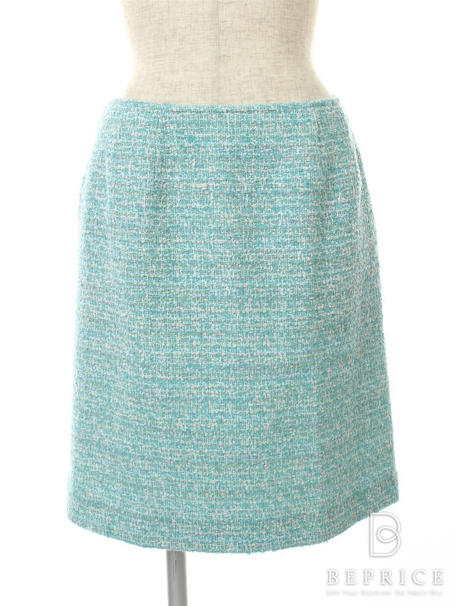 ルネ スカート スカート ツイード