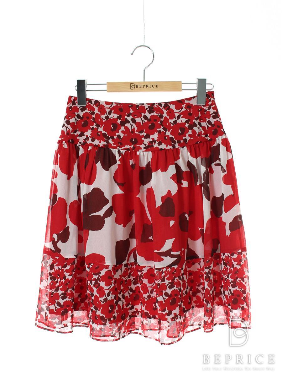 エムズグレイシー スカート スカート 花柄