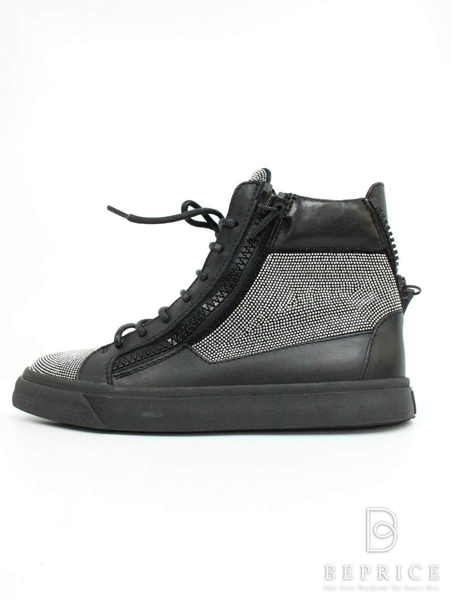 ジュゼッペザノッティ GIUSEPPE ZANOTTI ジュゼッペザノッティ 靴 スニーカー ハイカット