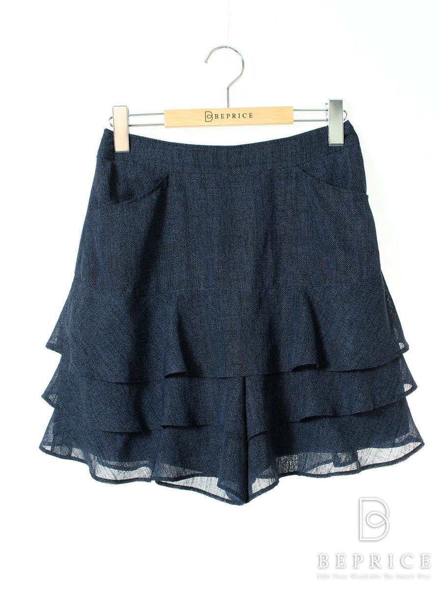 エムズグレイシー パンツ パンツ キュロットスカート