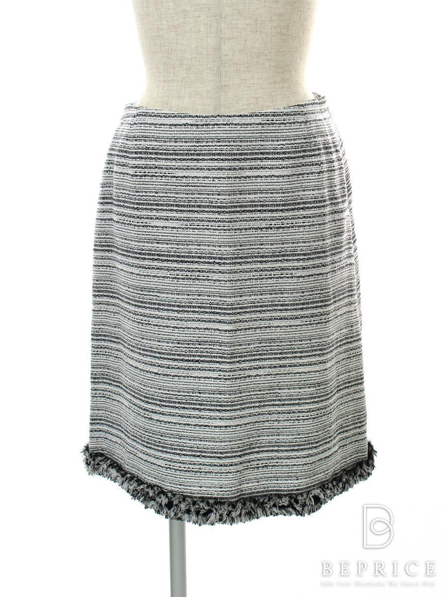ハロッズ スカート ツイード ミニ