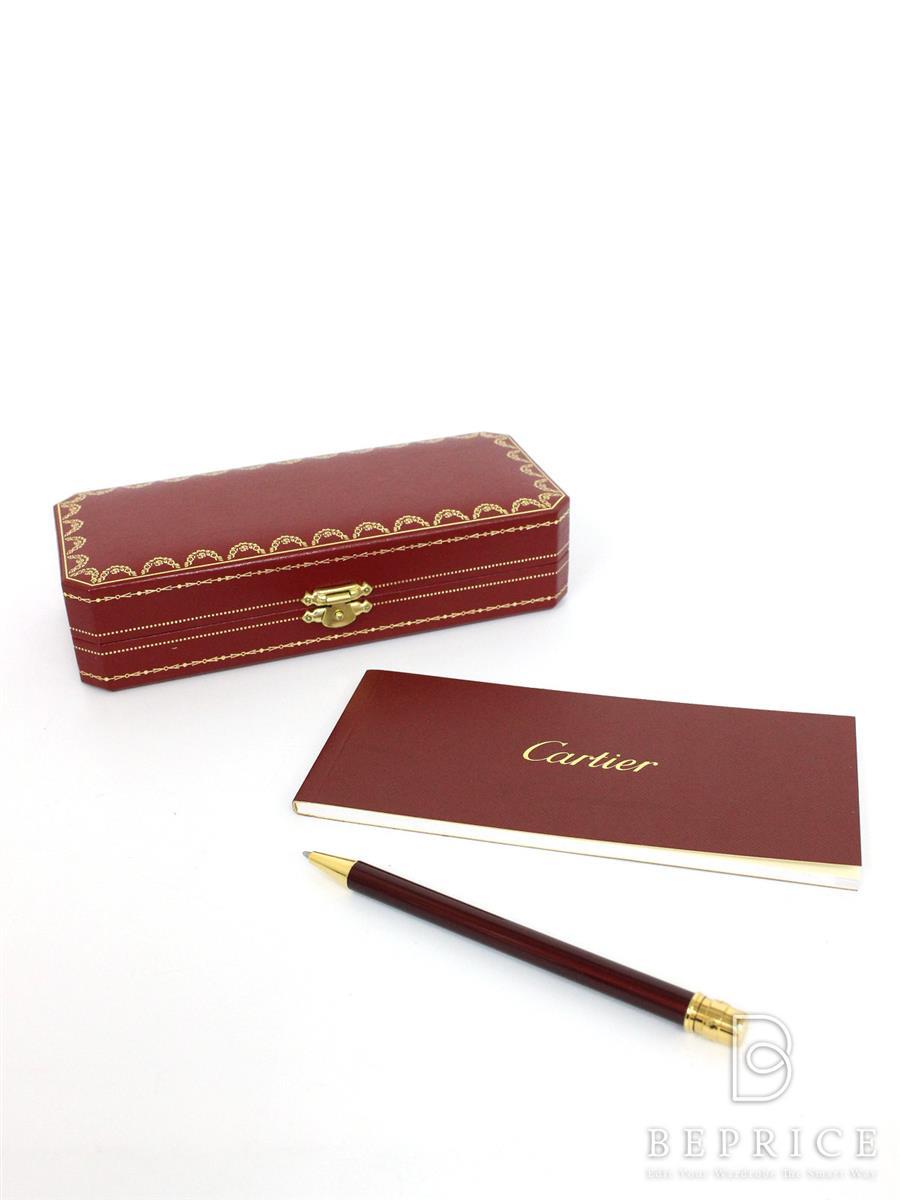 カルティエ Cartier カルティエ ボールペン サントスドゥカルティエ