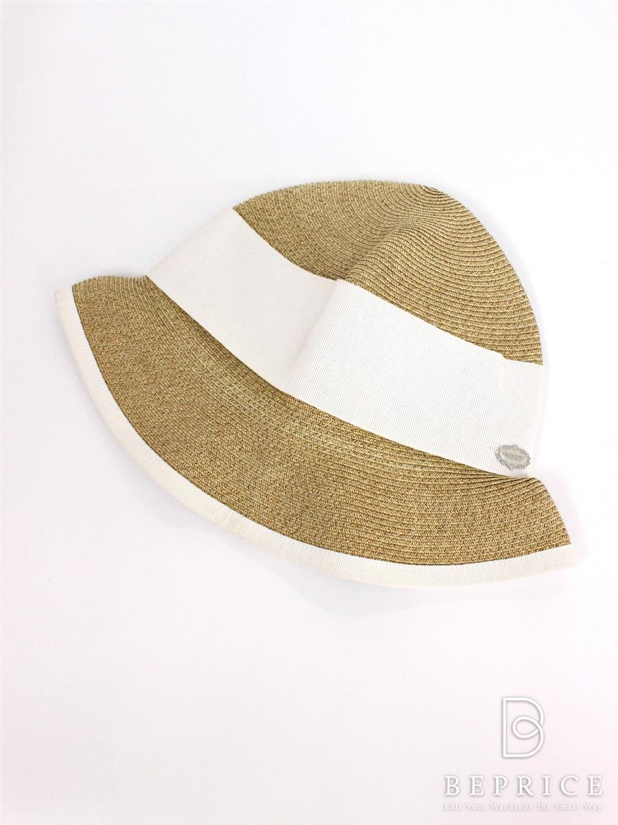 フォクシーブティック その他帽子 帽子 PACKING HAT TOWN 内側に目立つ汚れあり 32331