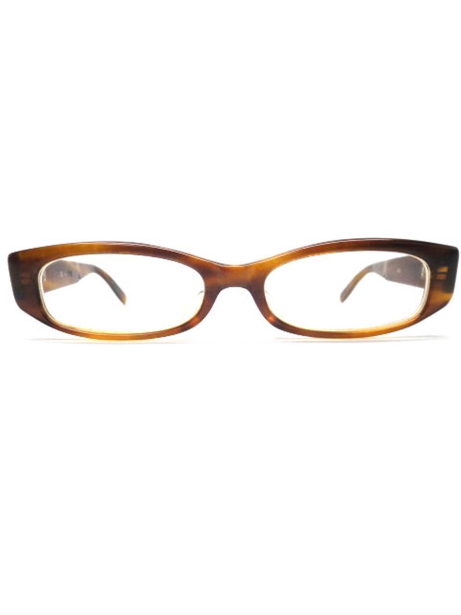 泰八郎謹製 眼鏡 メガネフレーム ブラウン