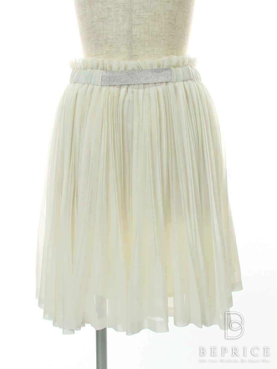 アドーア スカート スカート プリーツ