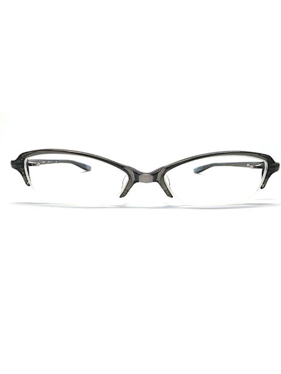 フォーナインズ メガネ 9999 フォーナインズ 眼鏡 メガネフレーム ブロウ スレ・汚れあり