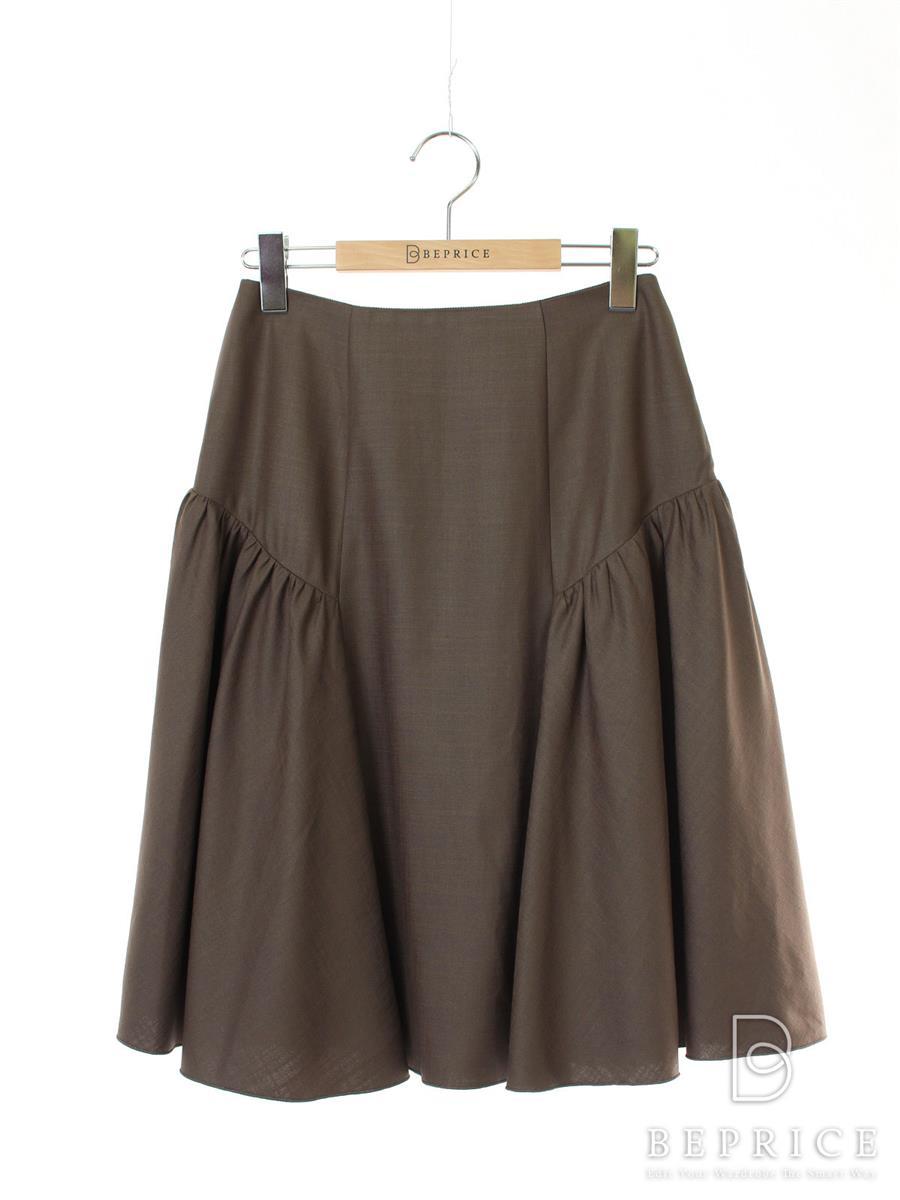 フォクシーニューヨーク スカート Round Godet Flare Skirt