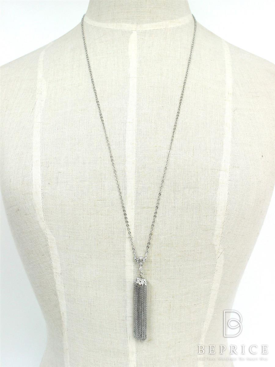フォクシーブティック トップなしネックレス ネックレス Fortune Tasssel