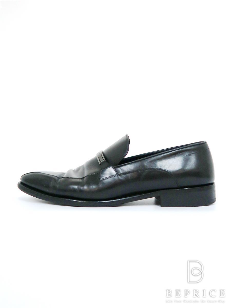 サルヴァトーレフェラガモ ブーツ 靴 ローファー シューズ 汚れあり