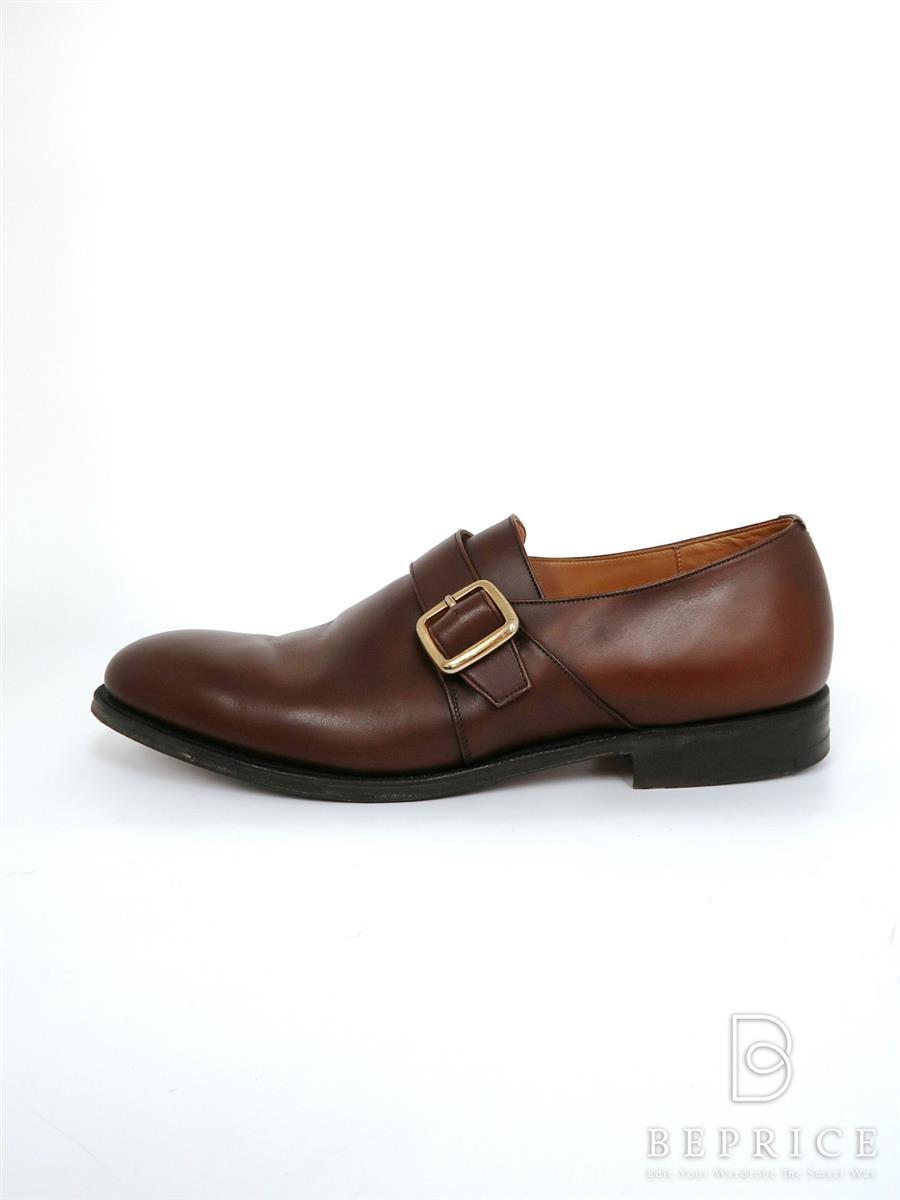 チャーチ ブーツ Church チャーチ 靴 シューズ モンクストラップ 汚れあり