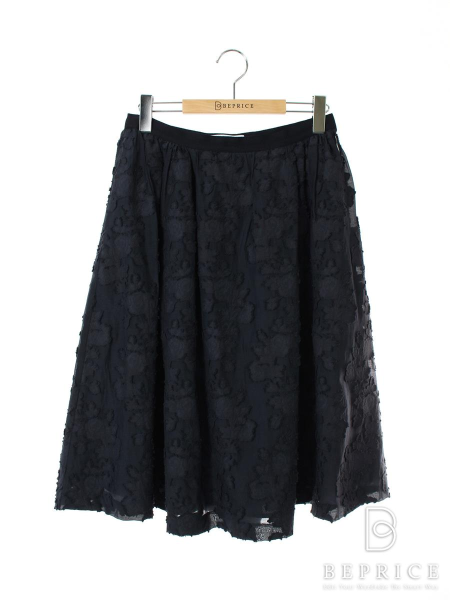フォクシーニューヨーク Collection スカート Rosette Fil Coupe Skirt COLLECTION
