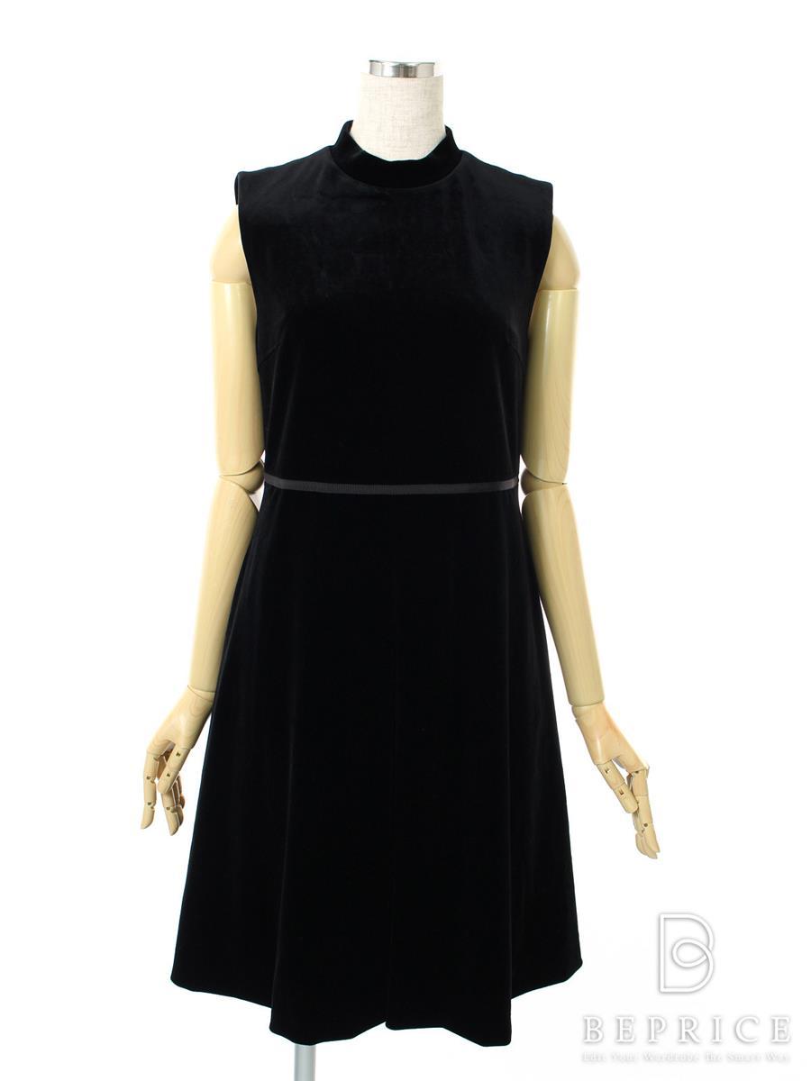 ベロアノワール by フォクシーニューヨーク ワンピース Dress 36455