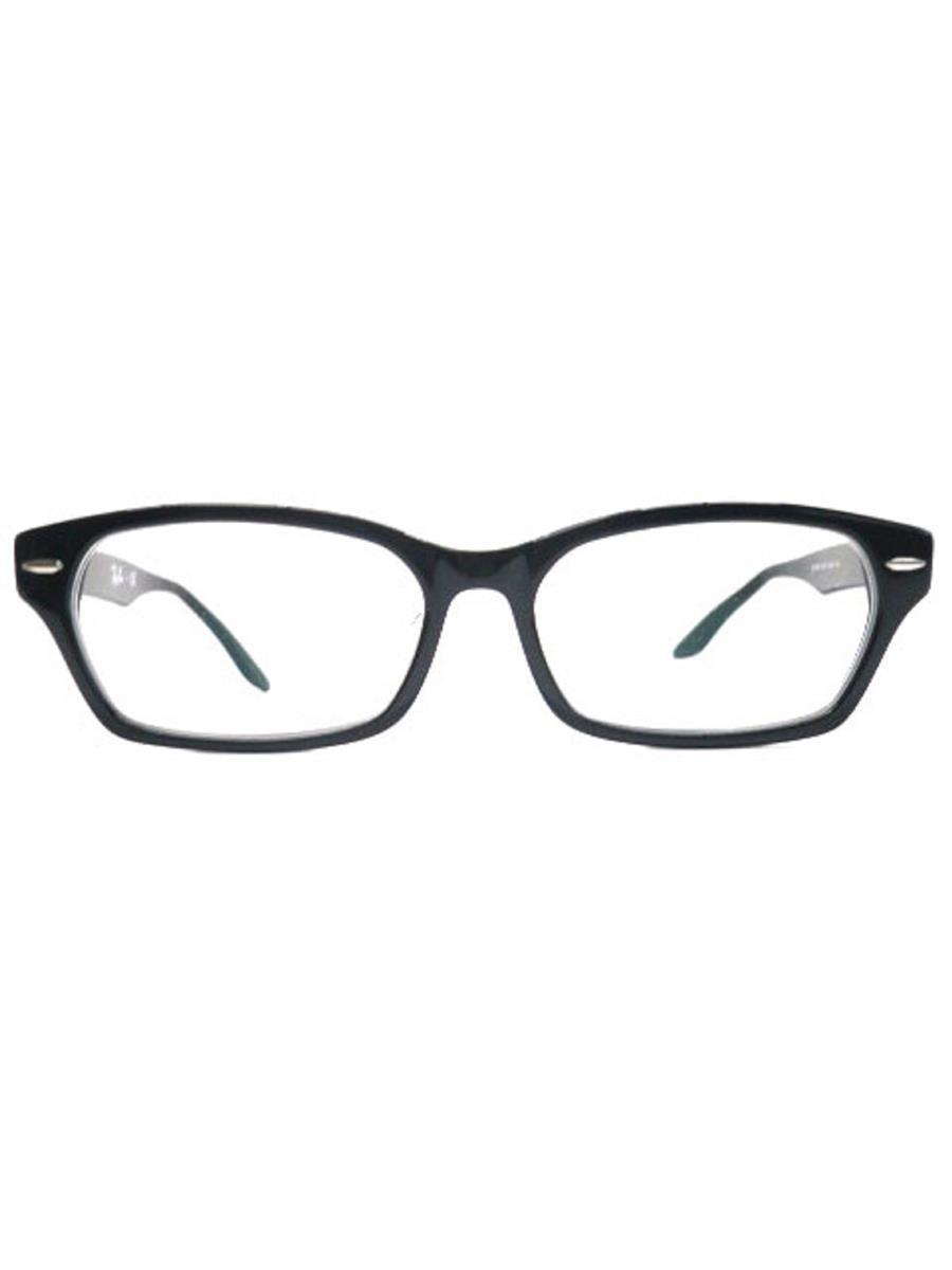 レイバン 眼鏡 メガネフレーム ウェリントン【55□16 145】