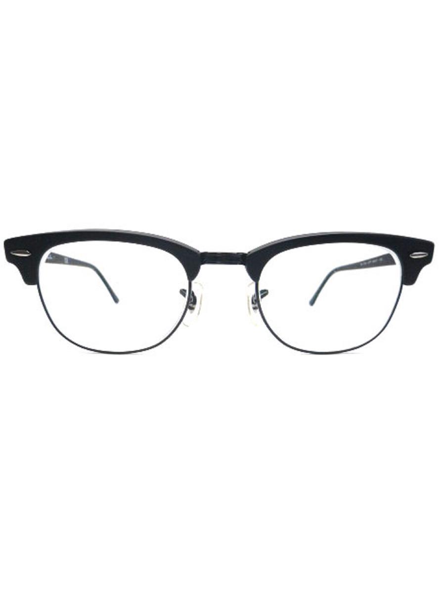 レイバン 眼鏡 メガネフレーム ブロウ クラブマスター【49□21 140】