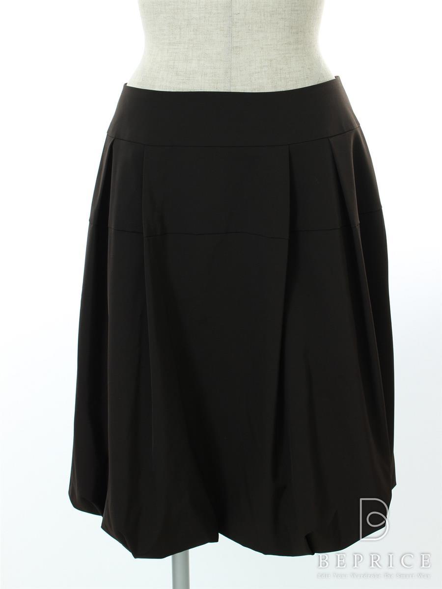 フォクシーニューヨーク スカート スカート バルーン シミ有り 22081