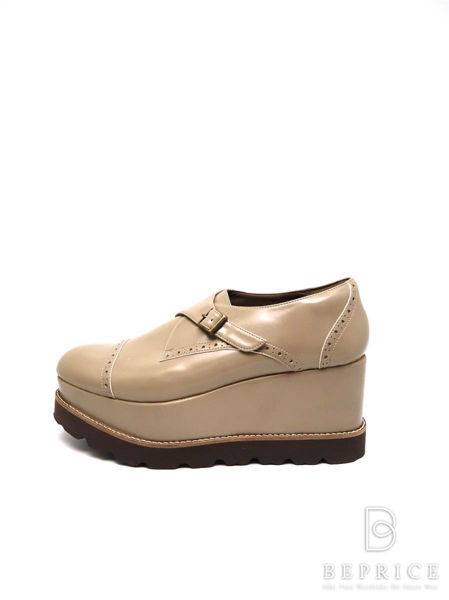 フォクシーブティック DAYSY LIN デイジーリン 靴 WATS Waterproof Air Tower Shoes 微キズ微汚れあり
