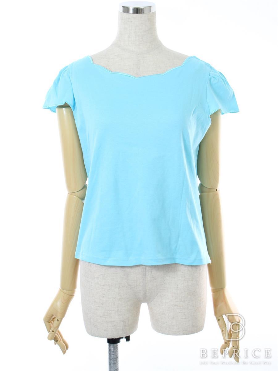 エムズグレイシー Tシャツ カットソー トップス 半袖 シミあり