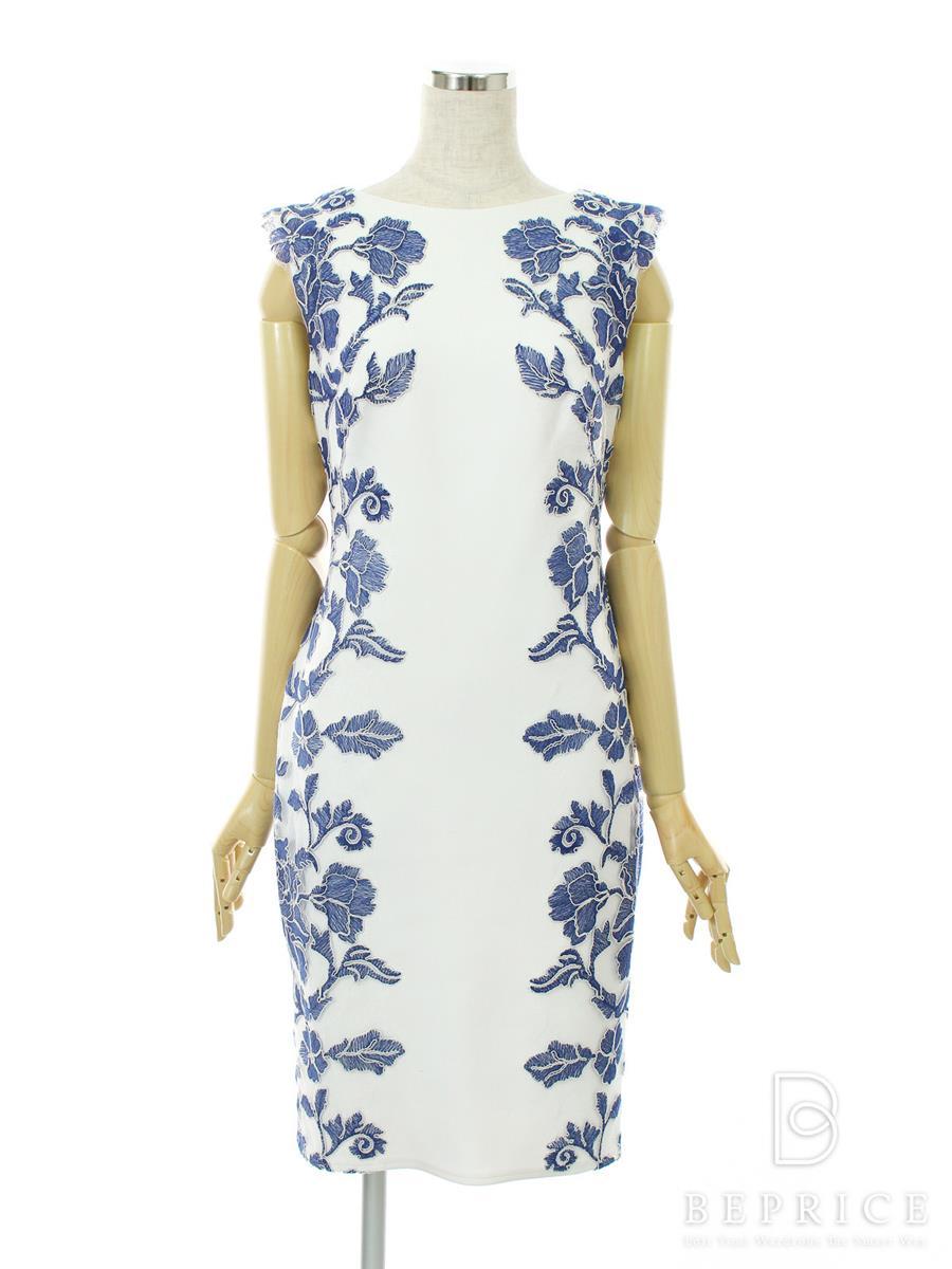 タダシショージ ワンピース ワンピース ドレス 花柄