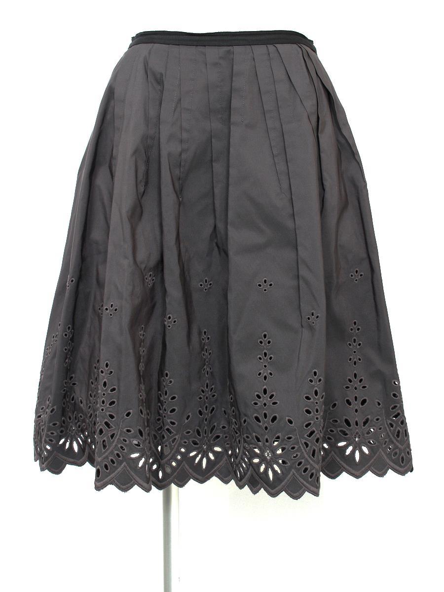 フォクシーブティック スカート スカート シルク 23650