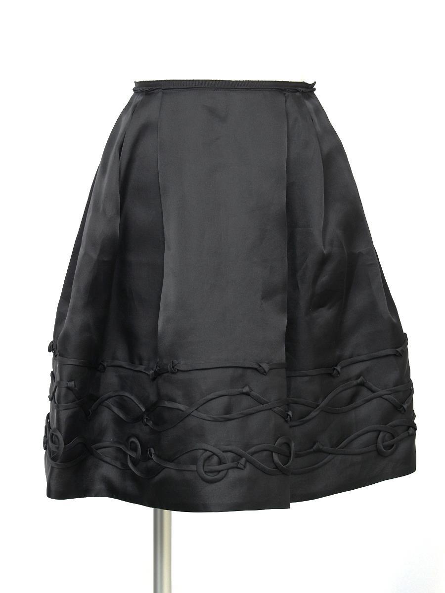 フォクシーブティック スカート スカート シルク 25606