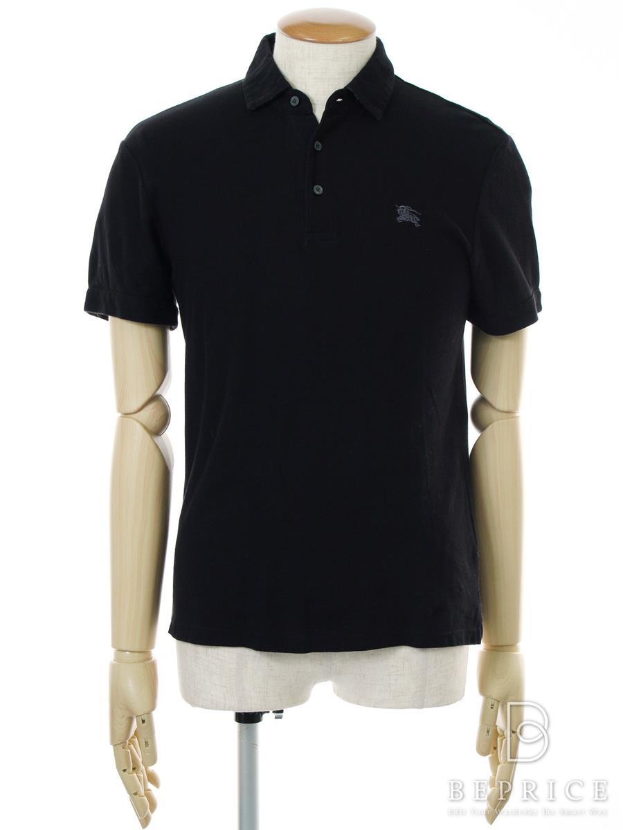 バーバリーブラックレーベル トップス 半袖 ポロシャツ