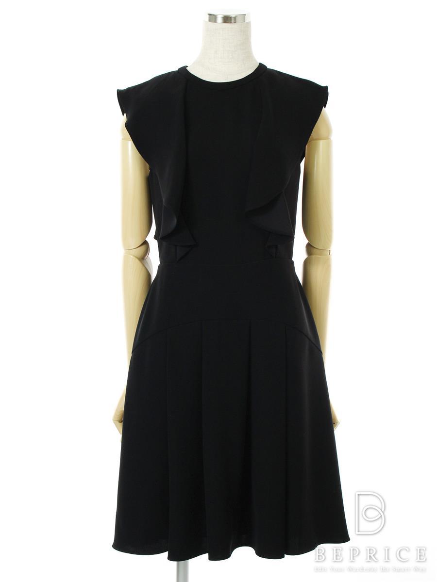 フォクシーニューヨーク Collection ワンピース ワンピース Crepe Flounce Dress Collection 34342