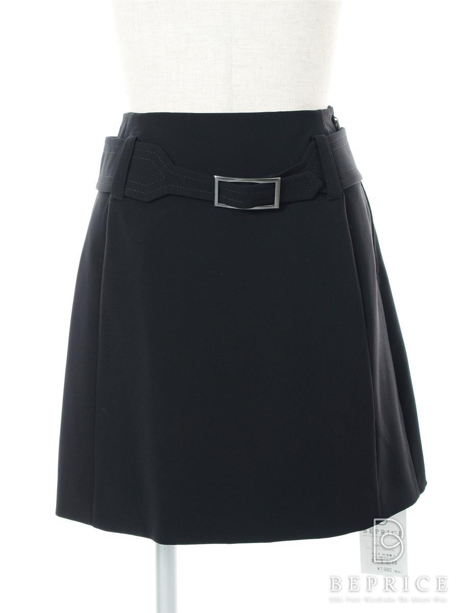 フォクシーニューヨーク スカート スカート ベルト付 26833