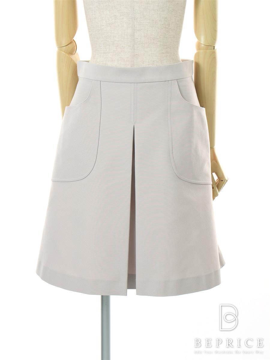フォクシーニューヨーク スカート スカート Faille Cargo Pleated Skirt 35073