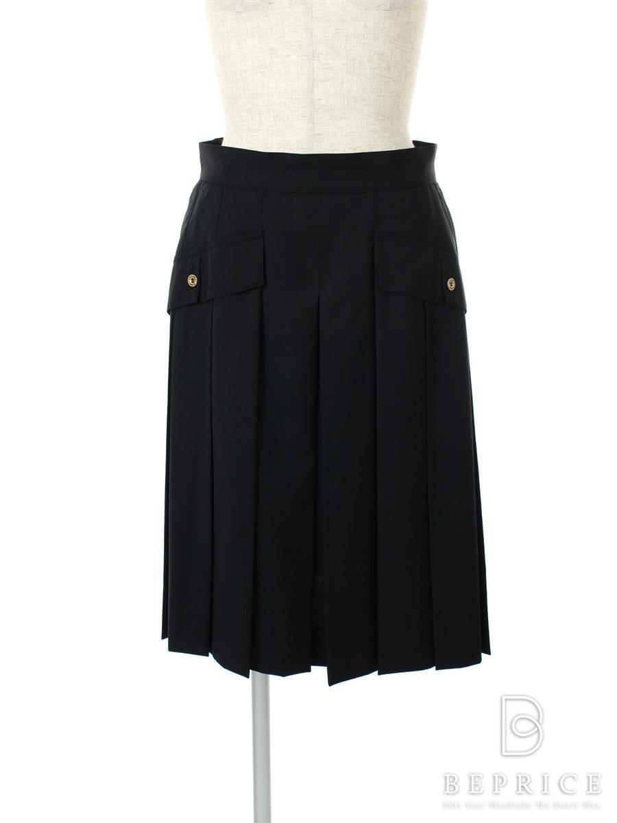 シャネル スカート スカート フレアー