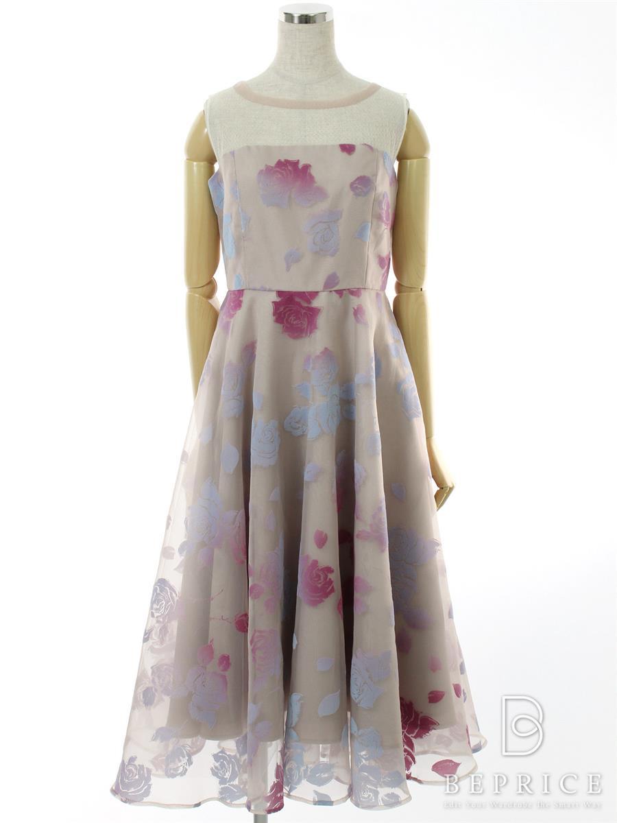 イランイラン ワンピース YLANG YLANG イランイラン ワンピース ドレス 花柄