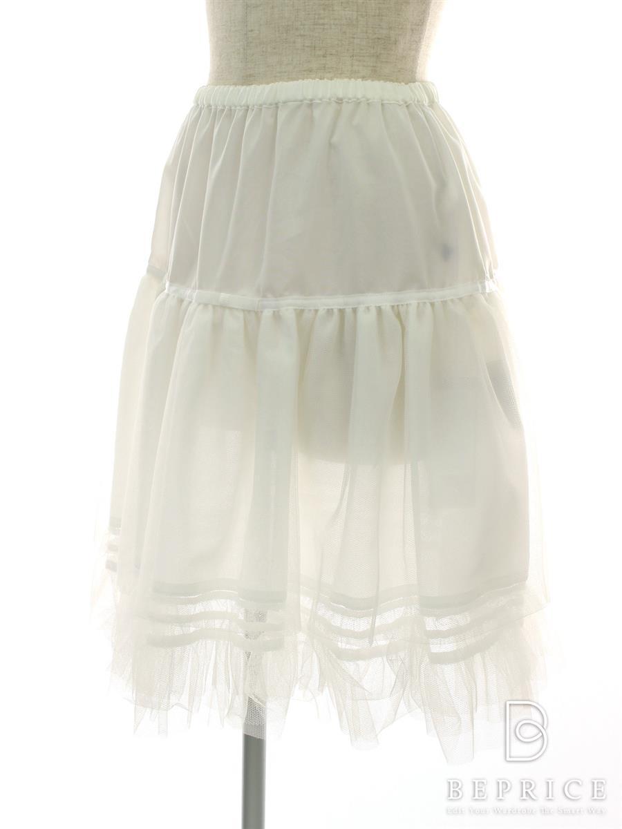 フォクシーブティック スカート スカート ペチコート 24926