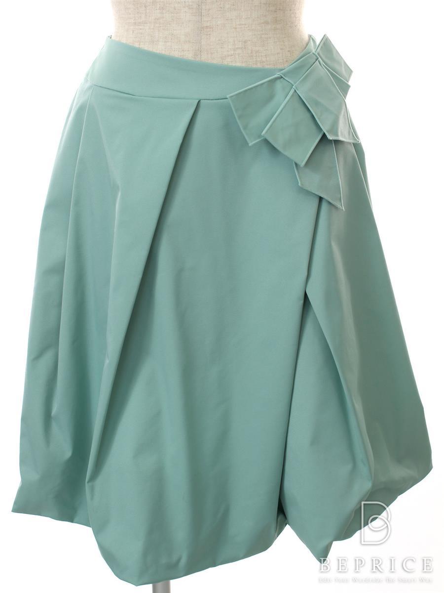 フォクシーニューヨーク スカート スカート ストレッチグログラン 薄汚れあり 23387